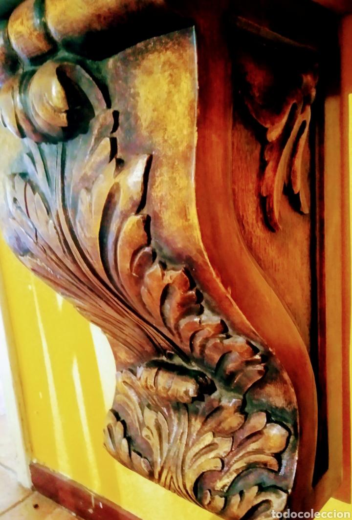 Antigüedades: Ménsula + mármol - Foto 5 - 253358010