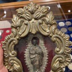 Antigüedades: BONITO RELICARIO ANTIGUO. Lote 253443650