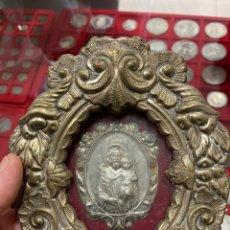 Antigüedades: BONITO RELICARIO ANTIGUO. Lote 253444130