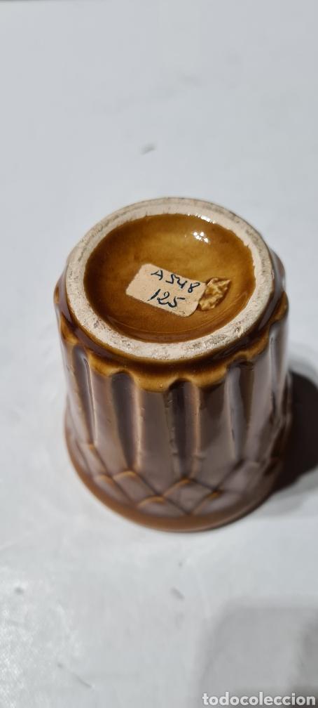 Antigüedades: Vaso o macetero pequeño de porcelana - Foto 4 - 253488205