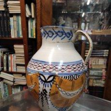 Antigüedades: CANTARO DE PUENTE ARZOBISPO SIGLO XIX GRAN TAMAÑO. Lote 253522590