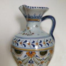 Antigüedades: ANTIGUO JARRÓN DE CERÁMICA.. Lote 253531710