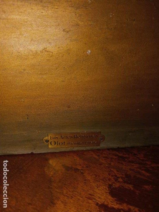 Antigüedades: TRONO DE JESUS - OLOT . - Foto 12 - 253618030