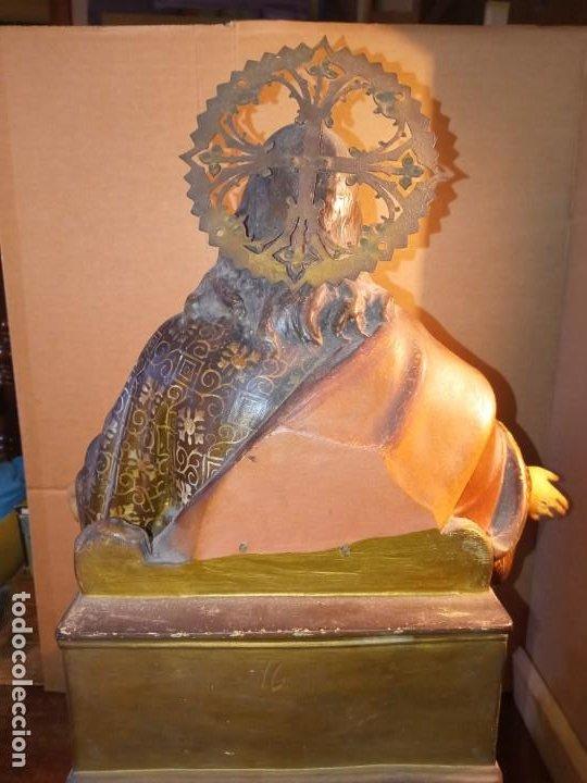 Antigüedades: TRONO DE JESUS - OLOT . - Foto 13 - 253618030