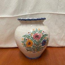 Antigüedades: JARRÓN DE LA PUENTE. Lote 253663260