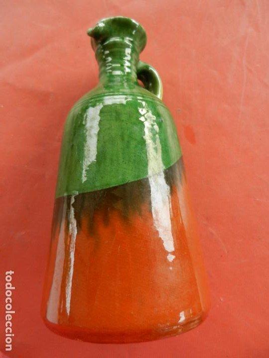 ÚBEDA CERÁMICA PACO TITO - JARRA / ALCUZA - XVIII CONGRESO DE S.A.R. ÚBEDA OCTUBRE 2007 - VER FOTOS. (Antigüedades - Porcelanas y Cerámicas - Úbeda)