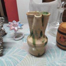 Antigüedades: ANTIGUA JARRA DE UBEDA MIDE 23CM MIREN FOTOS. Lote 253749230