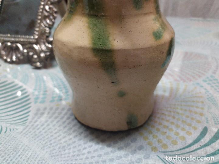 Antigüedades: ANTIGUA JARRA DE UBEDA MIDE 23cm MIREN FOTOS - Foto 10 - 253749230