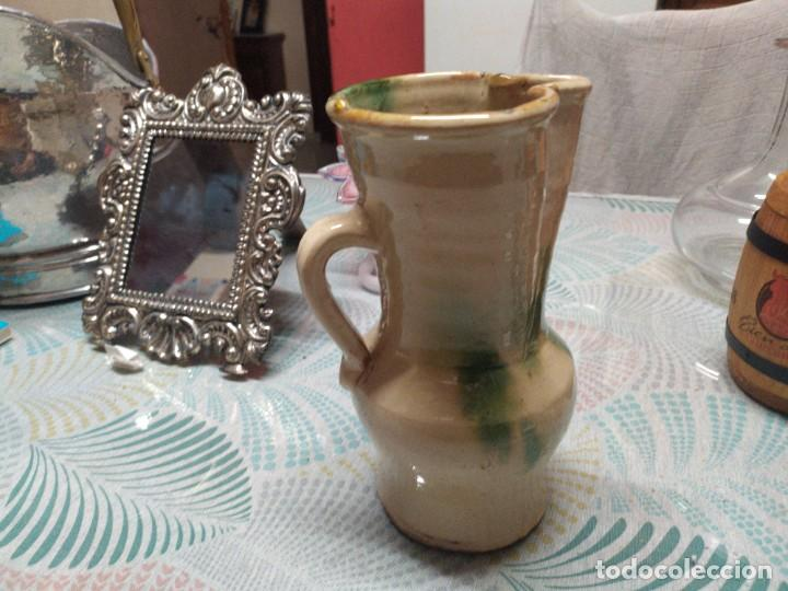 Antigüedades: ANTIGUA JARRA DE UBEDA MIDE 23cm MIREN FOTOS - Foto 12 - 253749230