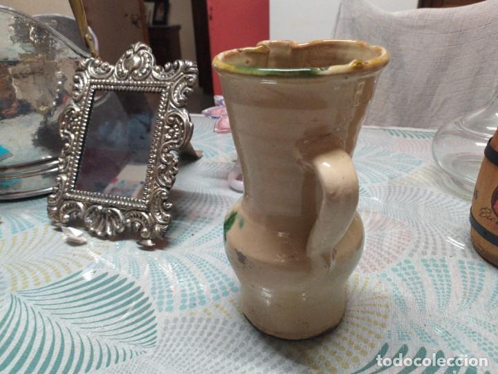 Antigüedades: ANTIGUA JARRA DE UBEDA MIDE 23cm MIREN FOTOS - Foto 13 - 253749230