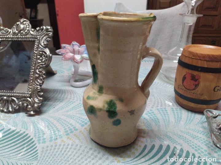 Antigüedades: ANTIGUA JARRA DE UBEDA MIDE 23cm MIREN FOTOS - Foto 14 - 253749230