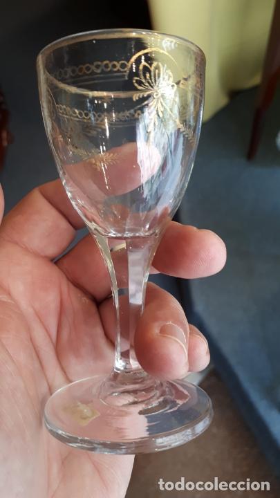 COPA DE CRISTAL DE LA GRANJA (Antigüedades - Cristal y Vidrio - La Granja)