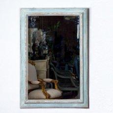 Antigüedades: ESPEJO ANTIGUO RESTAURADO ROMEO. Lote 253803955