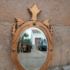 Antigüedades: ESPEJO SIGLO XIX.. Lote 253827845