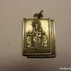 Antigüedades: MEDALLA RELIGIOSA DE Nª Sª DEL MONTE CARMELO.. Lote 253837610