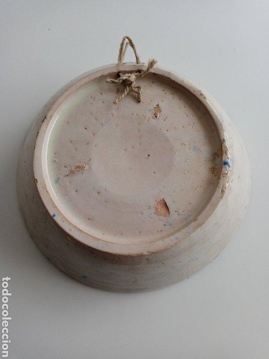 Antigüedades: Lebrillo del siglo XIX. Muy buen estado. - Foto 5 - 253876825