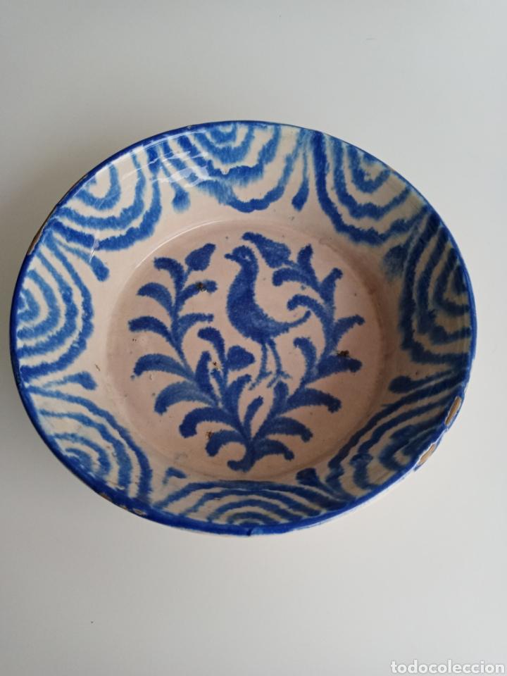 LEBRILLO DEL SIGLO XIX. MUY BUEN ESTADO. (Antigüedades - Porcelanas y Cerámicas - Fajalauza)