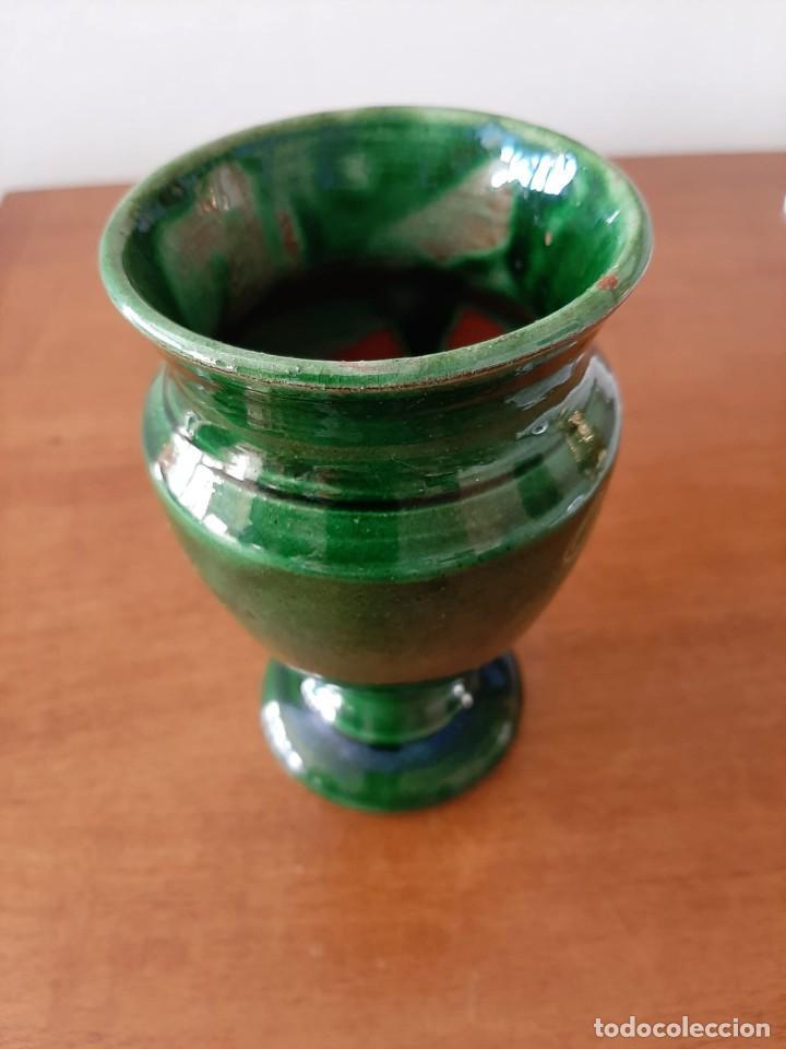 VASIJA DE CERÁMICA DE UBEDA. (Antigüedades - Porcelanas y Cerámicas - Úbeda)