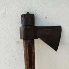 Antigüedades: HACHA ANTIGUA. Lote 253898605