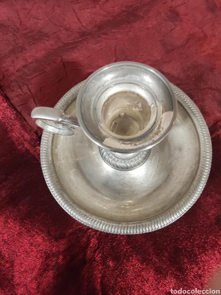 Antigüedades: Espalmatoria inglesa - Foto 4 - 253932205