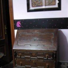 Antigüedades: BURÓ ESCRITORIO FINALES SIGLO XIX .. Lote 253973070