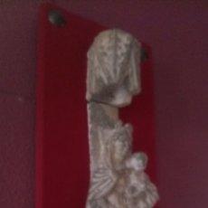 Antigüedades: VIRGEN DEL PILAR AÑOS 50-60. Lote 254109510