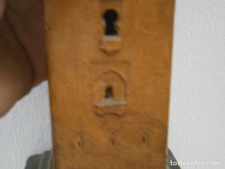 Antigüedades: PRECIOSA TORRE DE BARRO, PARA RESTAURAR. AÑOS 60/70 APROX. - Foto 15 - 254130485
