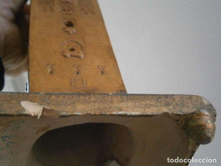 Antigüedades: PRECIOSA TORRE DE BARRO, PARA RESTAURAR. AÑOS 60/70 APROX. - Foto 27 - 254130485
