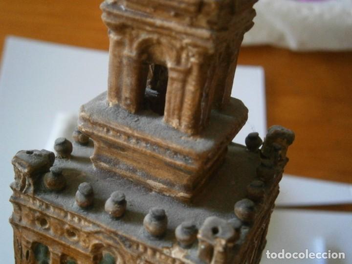 Antigüedades: PRECIOSA TORRE DE BARRO, PARA RESTAURAR. AÑOS 60/70 APROX. - Foto 44 - 254130485