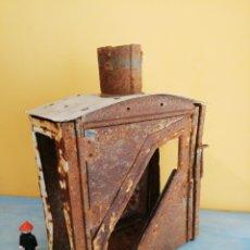 Antigüedades: FAROL DE USO FERROVIARIO, PARA RESTAURAR. Lote 254189765