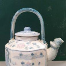 Antigüedades: TETERA PORCELANA CHINA. Lote 254225120