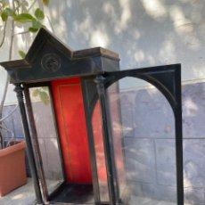 Antigüedades: ANTIGUA Y PRECIOSA CAPILLA DE SANTOS!. Lote 254412810