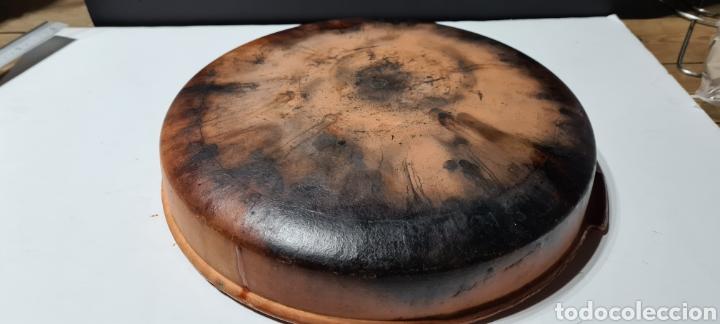 Antigüedades: Encantadora cazuela grande antigua de barro - Foto 7 - 254538950