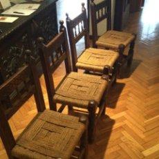 Antigüedades: SILLAS ARAGONESAS-. Lote 254564350