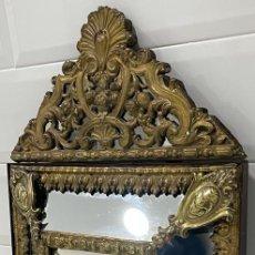Antigüedades: ANTIGUO ESPEJO FRANCÉS NAPOLEÓN SIGLO XIX. Lote 254604575