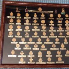 Antigüedades: CUADRO DE INSIGNIAS, CONSEJO GENERAL DE HERMANDADES DE SEVILLA. Lote 254607485