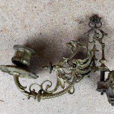 Antigüedades: APLIQUE BRONCE. Lote 254607655