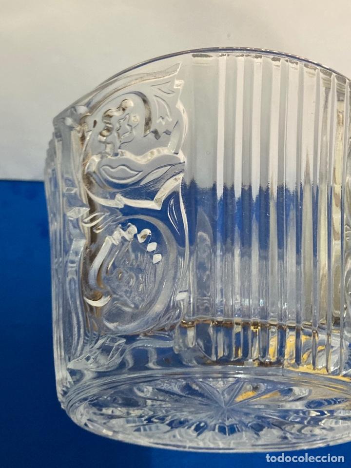 Antigüedades: Azucarero de cristal Italiano. años 70. - Foto 7 - 254632075