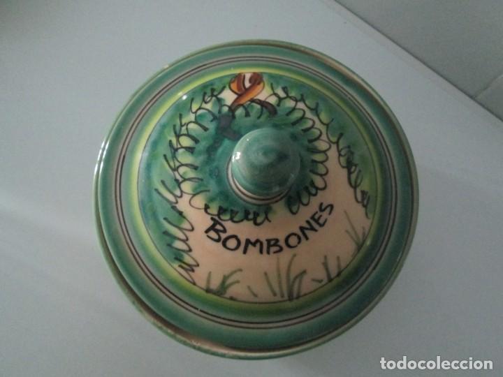 Antigüedades: PRECIOSA BOMBONERA - Foto 2 - 254666225
