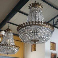 Antigüedades: LAMPARAS. Lote 254696065