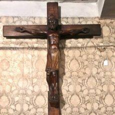 Antigüedades: CRISTO EN LA CRUZ. Lote 254704310