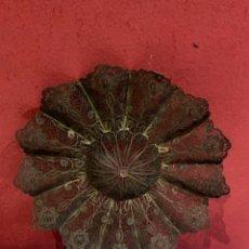 Antigüedades: ANTIGUO CENTRO DE MESA CORDOBA FILAGRANA . VER LAS MEDIDAS EN FOTOS. Lote 254734490