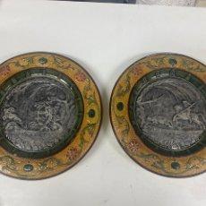 Antigüedades: PLATOS. Lote 254736740