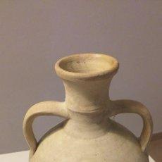 Antigüedades: ANTIGUO CÁNTARO-BOTIJO DE ALCORA. PIEZA DIFÍCIL.. Lote 254745890