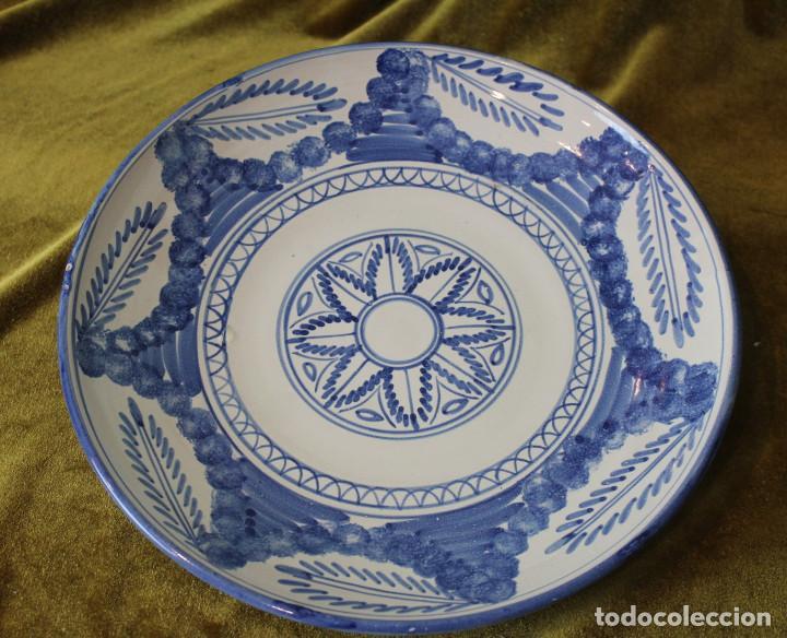 PLATO LISO DE CERÁMICA. SIFIR 89. (Antigüedades - Porcelanas y Cerámicas - Otras)