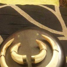 Antigüedades: ANTIGUO TROFEO DE JABALÍ. Lote 254821210
