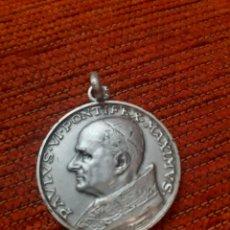 Antigüedades: ANTIGUA MEDALLA DEL PAPA PABLO VI. Lote 254843890