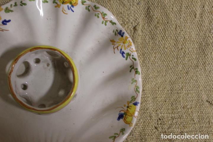 Antigüedades: mancerina de alcora - Foto 3 - 254920075