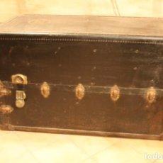 Antigüedades: .BAUL DE VIAJE.AMERICANO.S XX.. Lote 254923505