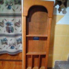 Antigüedades: ESTANTERIA DE ROBLE. Lote 254956630